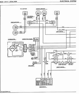 Wiring Diagram For Kubotum Rtv