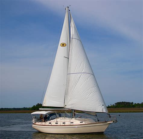 Boat Loans Charleston Sc by 2002 Island Packet 380 Sail Boat For Sale Www Yachtworld