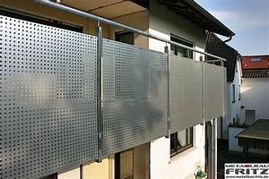 Balkongeländer Pulverbeschichtet Anthrazit : balkongel nder 24 11 ~ Michelbontemps.com Haus und Dekorationen