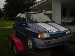Handiemann 1988 Ford Festiva Specs  Photos  Modification