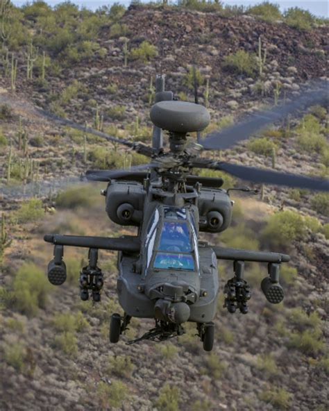 Boeing, U.s. Army To Remanufacture 117 Apache Helicopters