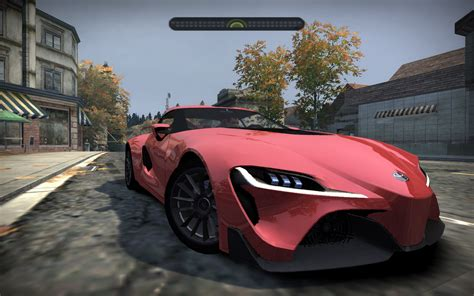 Need For Speed Most Wanted Toyota Ft-1 Concept [supra] '14