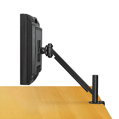 desk mount arm for flat panel monitor printer