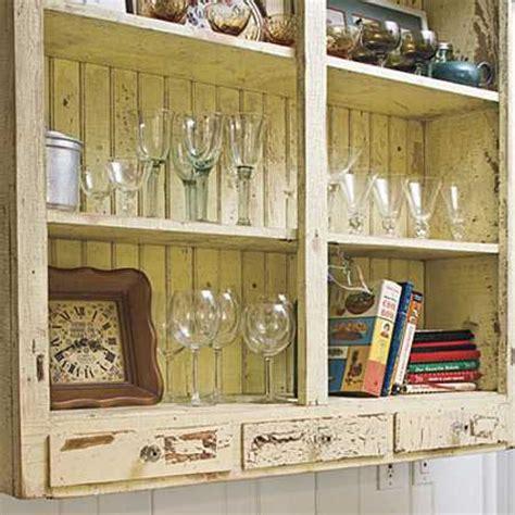 shabby chic kitchen storage 26 modern kitchen decor ideas in vintage style