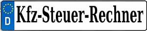 Kfz Reparatur Steuer Absetzen : rechner f r kfz steuer ~ Yasmunasinghe.com Haus und Dekorationen