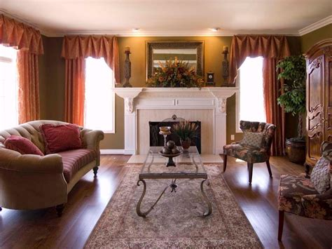Traditional Living Room : Tips For Designing Traditional Living Room Decor