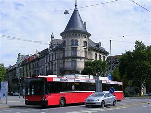 Trolleybuses In Bern