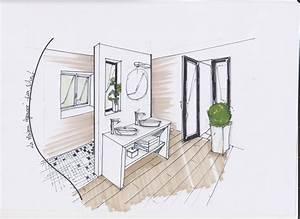 dessiner une salle de bain veglixcom les dernieres With dessiner sa maison 3d 5 comment dessiner une douche