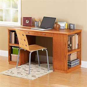 Build-to-Suit Study Desk Woodworking Plan from WOOD Magazine