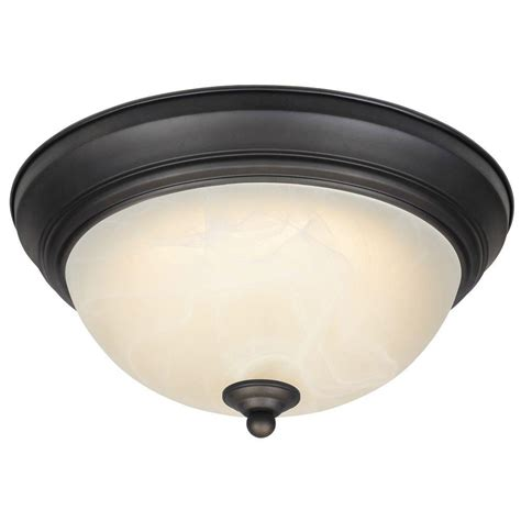 home depot ceiling light fixtures westinghouse rubbed bronze led dimmable ceiling