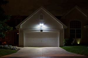 Led Garage And Driveway Lighting - Shed - St Louis