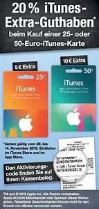 Itunes Karte Auf Rechnung : itunes karten 20 extra guthaben auf 25 und 50 eur karte ~ Themetempest.com Abrechnung