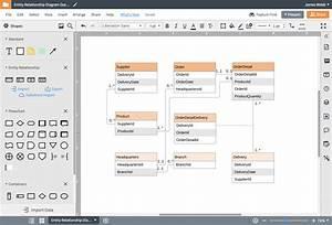 Online Er Diagram Maker