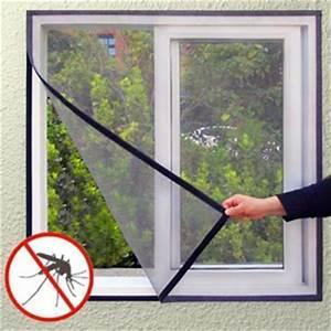 Faire Une Moustiquaire : moustiquaire pour fen tre ~ Premium-room.com Idées de Décoration