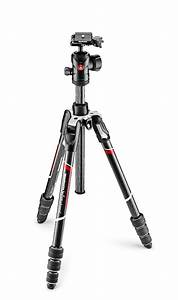 Manfrotto Befree Advanced Carbon Fiber Tripod with 494 Ball Head – Points South Shop