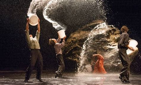 tanztheater wuppertal review stage  guardian