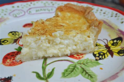 cottage cheese pie cottage cheese pie recipe serious eats