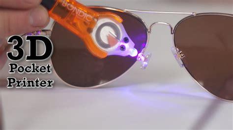 bondic   repairrebuild  glasses nose pad youtube