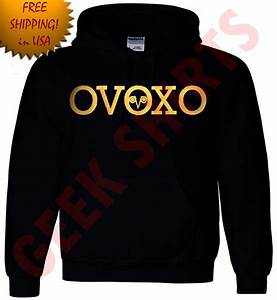 GOLD OVO Drake Take Care Hoodie OVOxo owl YMCMB hooded ...