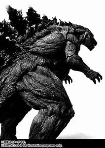 S.H. MonsterArts Godzilla 2017 Revealed - Tokunation