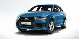 2015 Audi Q3 Configurator Goes Live In Germany