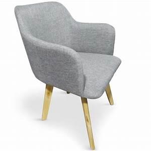 Fauteuil De Chambre : chaise style scandinave candy tissu gris chambre amis pinterest chaise style scandinave ~ Teatrodelosmanantiales.com Idées de Décoration