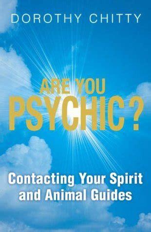 psychic  dorothy chitty