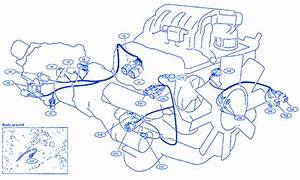 Nissan Xe V6 1998 Electrical Circuit Wiring Diagram