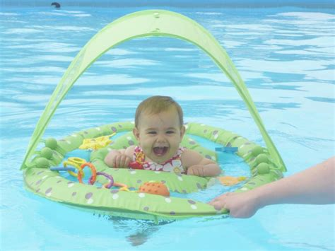 baby pool float with canopy decorative infant pool float tedxumkc decoration