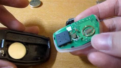 How To Replace Hyundai Sonata 2015 Key Fob Battery (no