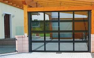 Garagentor Aus Holz : garagentor mit glas nabcd ~ Watch28wear.com Haus und Dekorationen