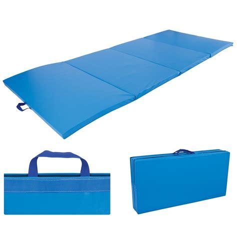 gymnastics mat ebay 4 39 x10 39 x2 quot gymnastics folding exercise mats