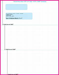 letter template for window envelope formal letter template With double window envelope template