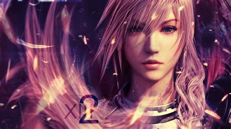 final fantasy xiii 2 wallpaper and background image