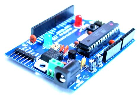 Diy Arduino Kit How To Make Your Own Arduino Uno