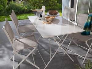 Awesome Table De Jardin Pliante Castorama Images Awesome