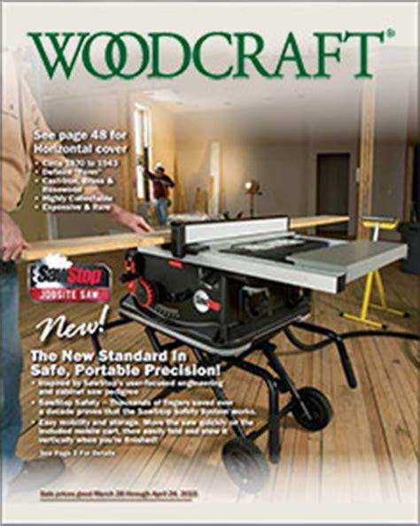 woodcraft supply catalog