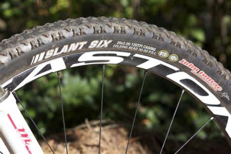 kenda slant  mtb tire review singletracks mountain
