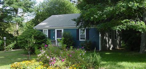 Cape Cod Cottage Rental Eastham Cottage Vacation Rental Back To Nature Rentals