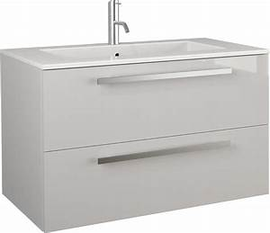 34 inch modern wall mounted bathroom vanity white glossy for 34 inch bathroom vanity
