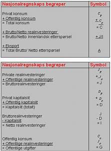 Rente Brutto Netto Berechnen : nasjonalregnskapets form l og n kkeltall ~ Themetempest.com Abrechnung