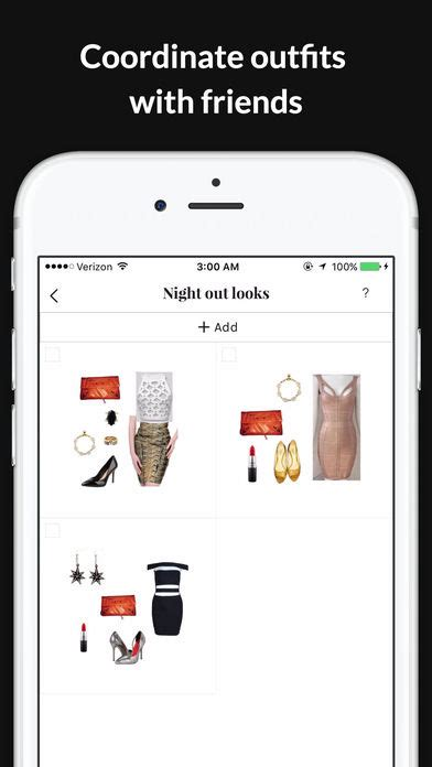 Glamoutfit Closet Organizer & Outfit Planner On The App Store