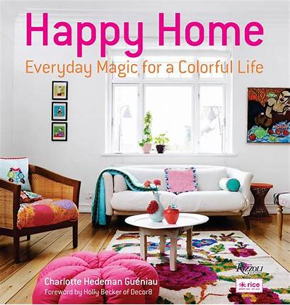 Happy Colorful Everyday Magic Charlotte Hedeman Colourful