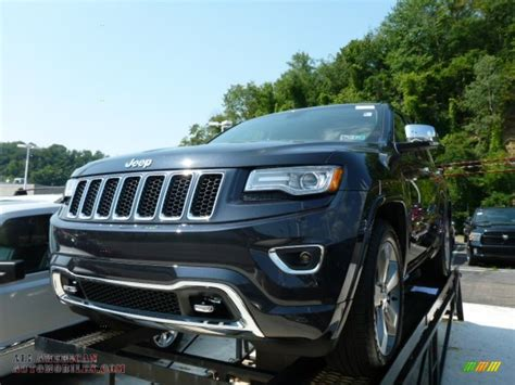 light brown jeep 2014 jeep grand cherokee overland 4x4 in maximum steel