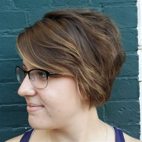 stunning curly straight pixie haircuts