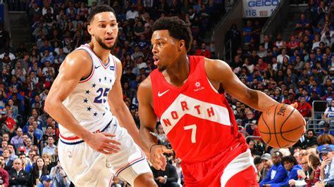 Clippers Vs. Raptors