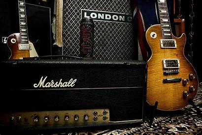 Gibson Guitar Les Paul Amp Wallpapers Desktop
