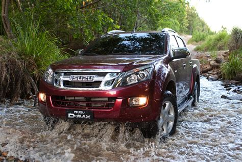 Isuzu D Max Picture by Isuzu D Max Review Photos Caradvice