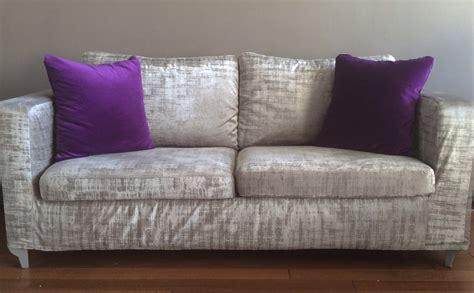 canapé assise coussin pour canapé
