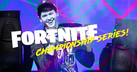 fortnite chapter  championship series details announced